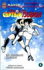 Captain Tsubasa - Olive et Tom Edition simple Tome 5