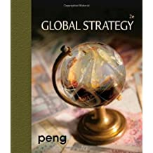 Global Strategy by Mike W. Peng (2008-10-17)