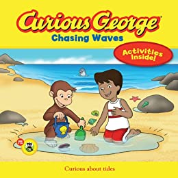 Curious George Chasing Waves (CGTV) by [Rey, H. A.]