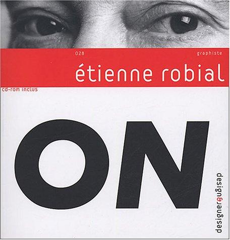 Etienne Robial (CD-Rom inclus) par Etienne Robial