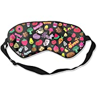 Sweet Fruit Together Sleep Eyes Masks - Comfortable Sleeping Mask Eye Cover For Travelling Night Noon Nap Mediation... preisvergleich bei billige-tabletten.eu