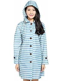 LHP Chubasqueroimpermeable Impermeable impermeable transpirable senderismo personalidad Windbreaker Poncho chaqueta de chicas de sección delgada ( Color : 1# , Tamaño : M )