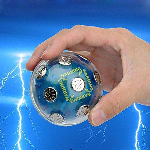 Ocamo Geburtstagsgeschenk | Geschenke for Junge/Mädchen,Teenager Adult Mini Elektro Shocking Ball kreative Unterhaltung lustig und Streich Tool Geschenk