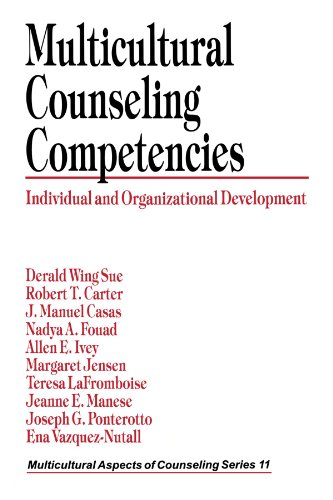 Multicultural Counseling Competencies: Individual and Organizational Development (Multicultural Aspects of Counseling Series, Band 11) - Ena-serie