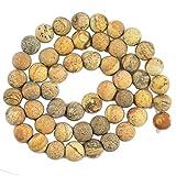 Edelstein Lose Perlen Gemstone Spacer Beads Schmuck #29