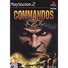 Commandos 2: Men of Courage (PS2)