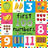 First 100 Numbers (Bright Baby) by Roger Priddy (2012-03-27)