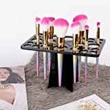 Best Affordable Makeups - Docolor 26 Hole New Makeup Brush Drying Rack Review