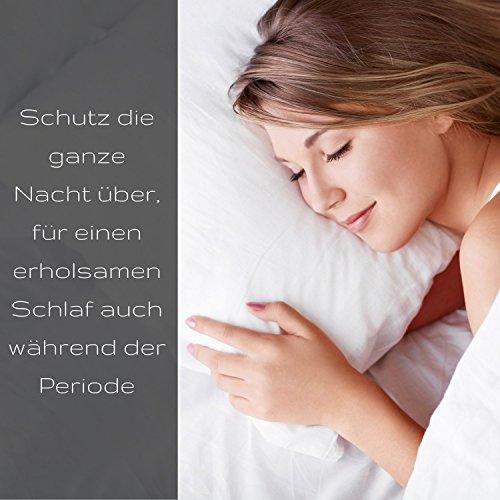 LATESSA Menstruationstasse - Made in Germany - geruchlos - farbstofffrei - medizinisches Silikon - Alternative zu Tampons und Binden - Menstruationstassen als nachhaltige Monatshygiene - Größe 1 - klein - 5