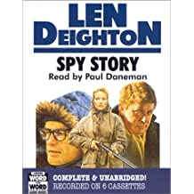 Spy Story: Complete & Unabridged (Word for word audio books)