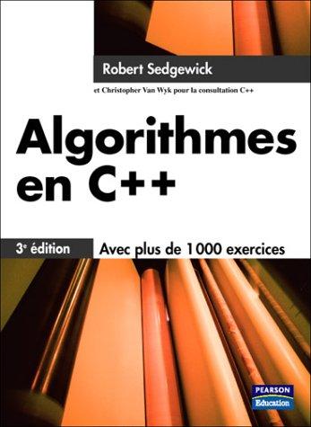 Algorithmes en C++