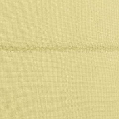 Lichtblick RTV.060.130.11 Raffrollo Klemmfix TOP, ohne Bohren, verspannt – Gelb 60 cm x 130 cm (B x L) - 3