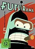 DVD Cover 'Futurama Season 5 [2 DVDs]