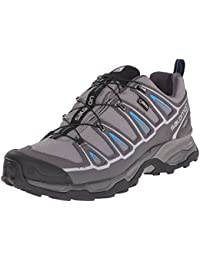 Salomon X Ultra 2 GTX-M Nylon Hiking Shoes, Men's UK 11 (Grey)