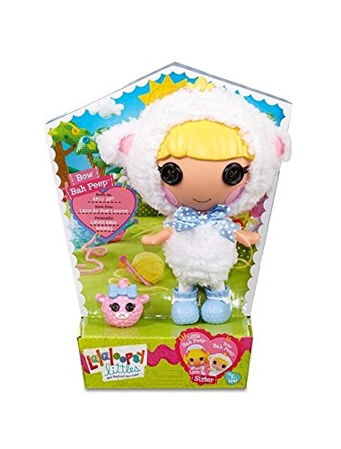 Lalaloopsy Littles - Bow Bath Peep Puppe [UK Import]