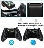 Smatree wiederaufladbare Ni-MH-Akku 2000mAh (2-Pack) + Dual-Channel-Ladegerät für Xbox One / Xbox One S Wireless Controller hergestellt von Smatree