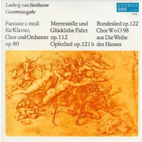 """Bundeslied, Op. 122, """"In allen guten Stunden"""": Bundeslied, Op. 122, """"In allen guten Stunden"""""""