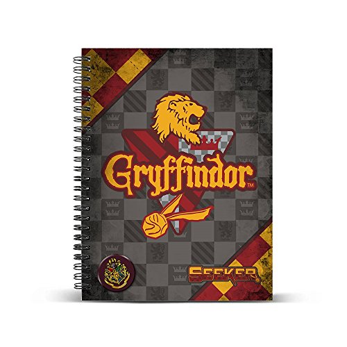 Harry Potter Libretas Y Cuadernos, Multicolor