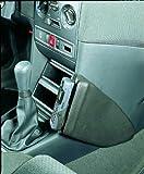 KUDA 080010 Coche Passive holder Negro - Soporte (Teléfono móvil/smartphone, Coche, Passive holder, Negro, Cuero, - Alfa Romeo 145 - 1995 - Alfa Romeo 146 - 1995)