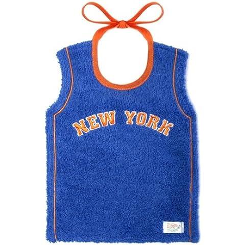 Zigozago - Bavaglino Maglia Basket New York; Chiusura: Laccetti; Taglia: Unica