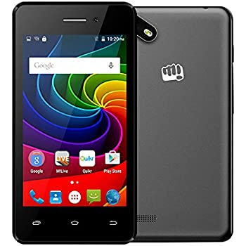 Micromax Android one AQ4502 (Black): Amazon in: Electronics