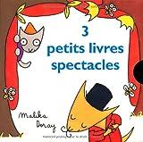 3 petits livres spectacles