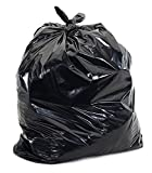 #10: medium size dustbin bags 20x26 inch or 43.00 x 58.04 cm (pack of 320 grms) approx 50 pieces (carry bags)