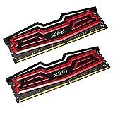 ADATA DDR4-2400 32GB DDR4 2400MHz módulo de - Memoria (32 GB, 2 x 16 GB, DDR4, 2400 MHz, Rojo)