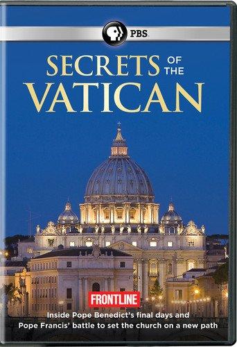 Preisvergleich Produktbild Frontline: Secrets Of The Vatican [DVD] [Region 1] [NTSC] [US Import]