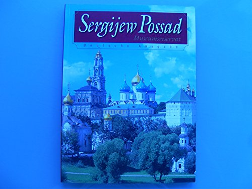 Sergijew Possad Museumreservat