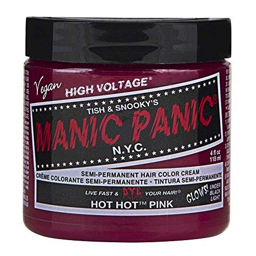 Tinte capilar fórmula clásica crema Manic Panic