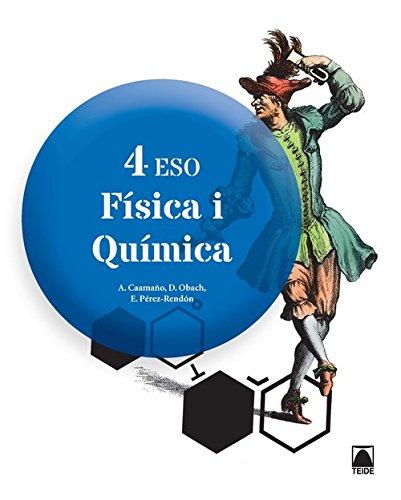 Física i Química 4rt ESO - ed. 2016 - 9788430791613