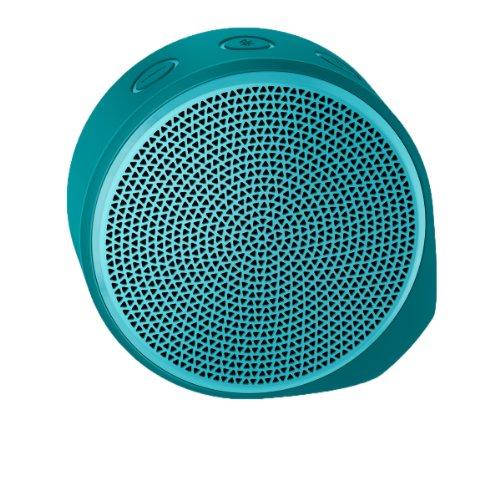 Logitech X100 Mobile Lautsprecher (Bluetooth, micro-USB Ladekabel) grün - 3