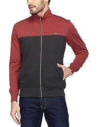 Proline Men's Sweatshirt (202983292_Maroon_Medium)