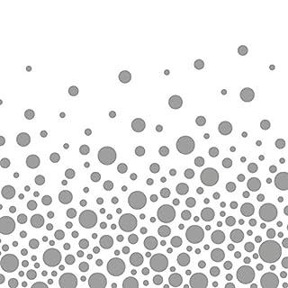 Ambiente Napkins Sparkling Dots Silver
