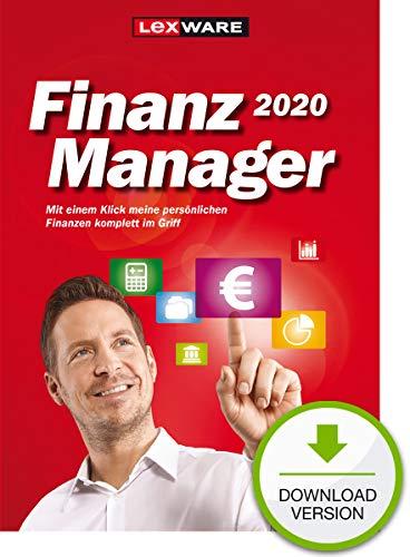 Lexware FinanzManager 2020 Download Einfache Buchhaltungs-Software für private Finanzen und Wertpapier-Handel