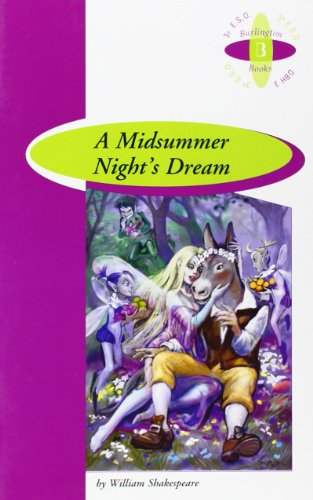 MIDSUMMMER NIGHTS DREAM 3ºESO