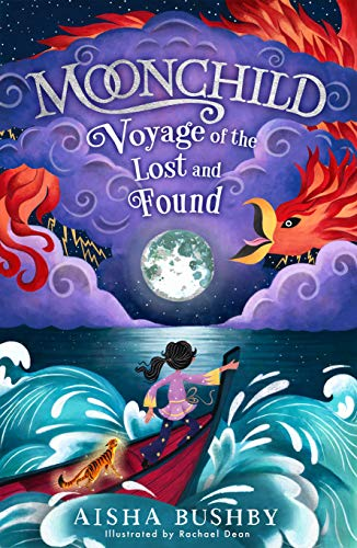 Moonchild: Voyage of the Lost and Found (English Edition)