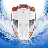 QLPP Elektrischer Wasserscooter, Tauchpropeller mit Berührungsschutz, Not-Aus, 45 Minuten...