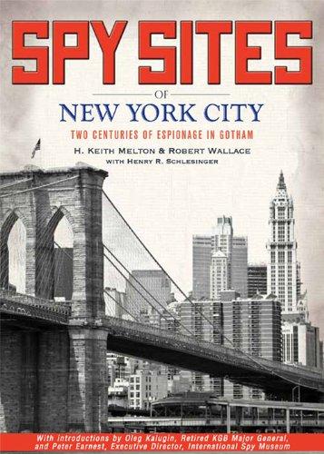 (Spy Sites of New York City (English Edition))
