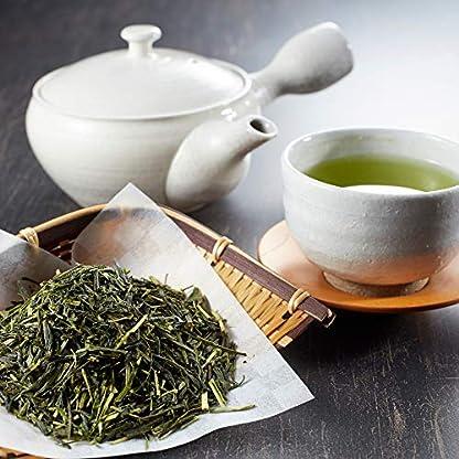 Japanischer-Grner-Tee-Sencha-Bio-Upper-grade-200g-100-natrlicher-reiner-grner-Tee-lose-in-Blttern-der-ersten-Ernte-die-in-Japan-angebaut-werden-Pure-Organic-Japanese-Sencha-Green-Tea