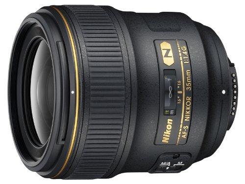 Nikon AF-S Nikkor 35 mm 1:1,4G Objektiv (67 mm Filtergewinde)