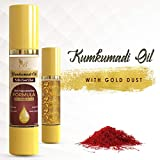 The Body Avenue Kumkumadi Oil Enriched with Gold Dust for Anti Aging, Dark