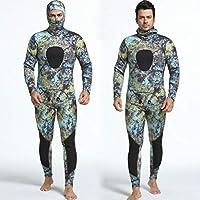Z X Traje húmedo de Neopreno de 3mm- Traje de natación para Hombre Traje de  Surf d8c81883c80