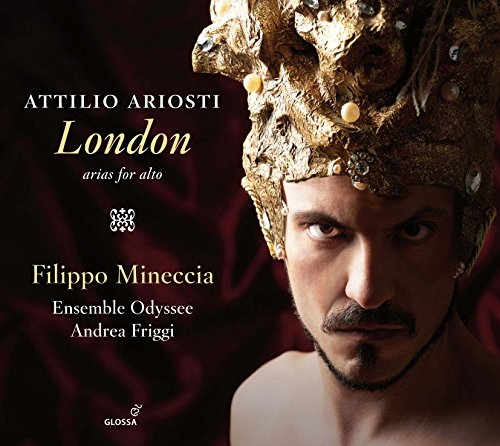 Attilio ariosti: london - arias for alto