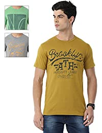 Classic Polo Pack Of 3 Slim-Fit T-shirts For Men