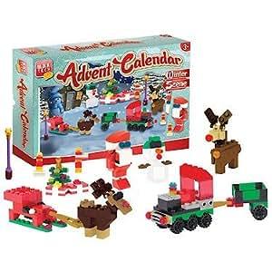 Grafix Block Tech Advent Calendar Winter Fun