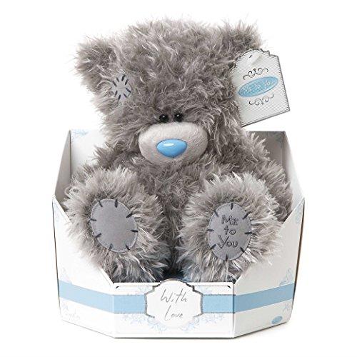 """Me to You SG01W4111 """"Tatty Teddy Signature Collection"""" Klassischer Bär, sitzend, Plüsch-Spielzeug, 22,9cm hoch"""