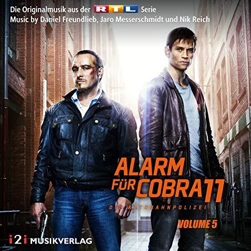Alarm für Cobra 11, Vol. 5 (Die Originalmusik aus der RTL Serie)