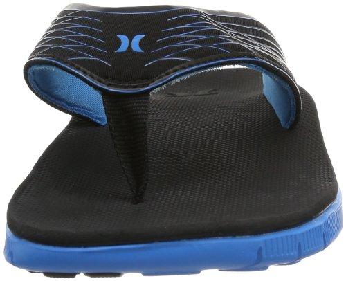 Hurley Phantom Nike Free Sandal, Tongs Homme, 40 EU Bleu - Blau (Cyan)
